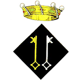 Escut Ajuntament de Puigverd d'Agramunt.
